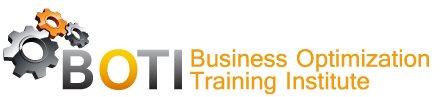Business Optimization Training Institute - BOTI