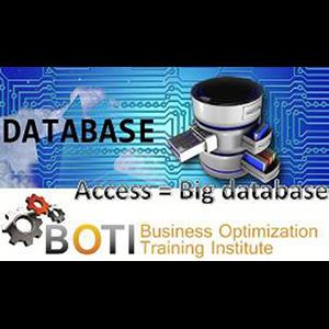 microsoft access 2010 training book