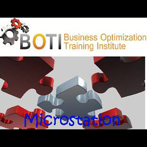 MicroStation Fundamentals Course. BOTI offers Drafting Courses, Turbocad Training, Cad Cam Courses