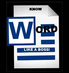 Microsoft Office Word 2010 or 2013 Beginners Course